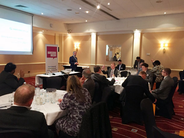 Specialist Lending Roadshow April 2016